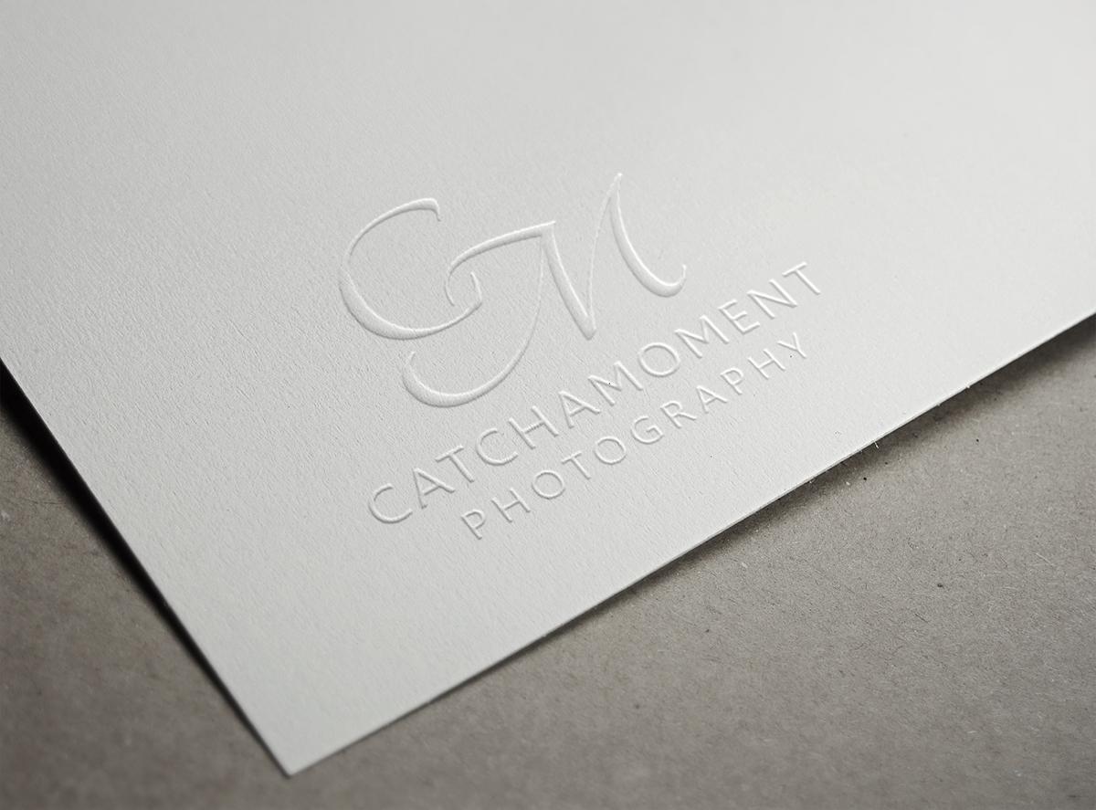 CatchAMoment Photography Logo